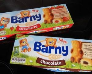 Monkey has an adventure with Barny