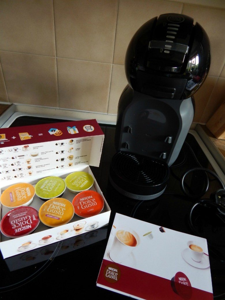 Coffee moments with Dolce Gusto