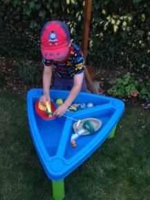 Green Toys Tug Boat
