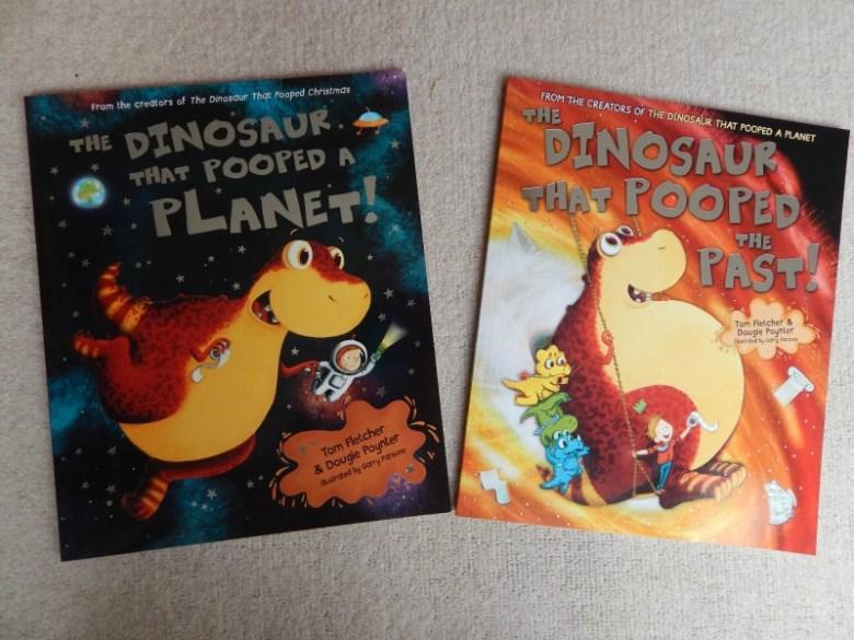 Dinosaur Pooping
