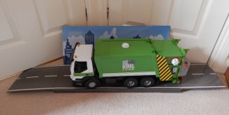 Big Works IVECO Rubbish Collection Lorry