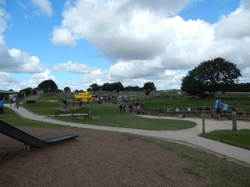 Cotswold Farm Park with friends