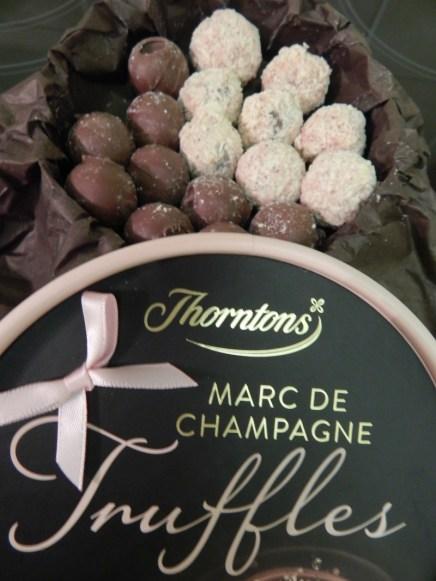 Celebrating with Thorntons Chocolates