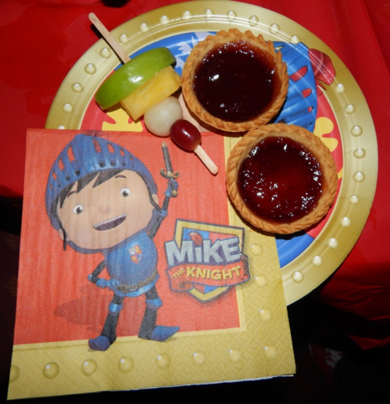 Journey to Dragon Mountain with Mike the Knight