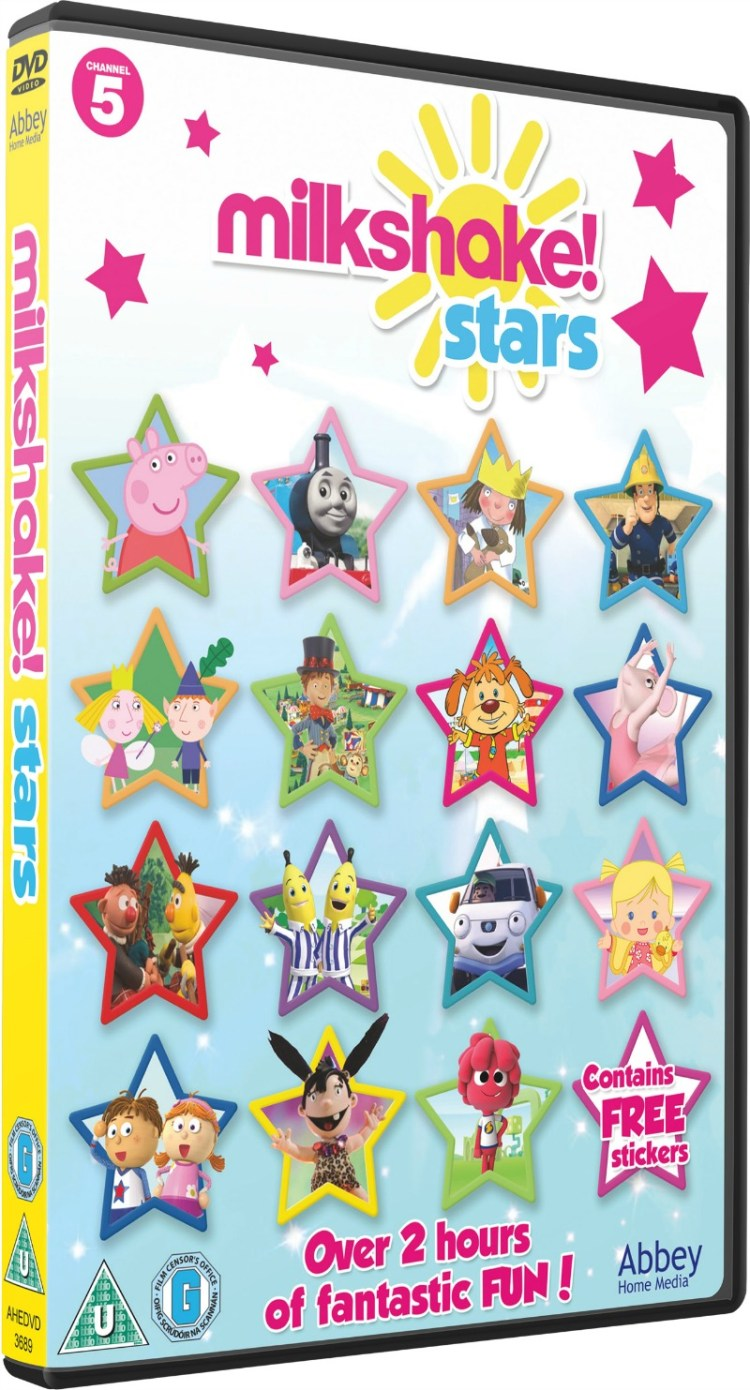 Milkshake Stars