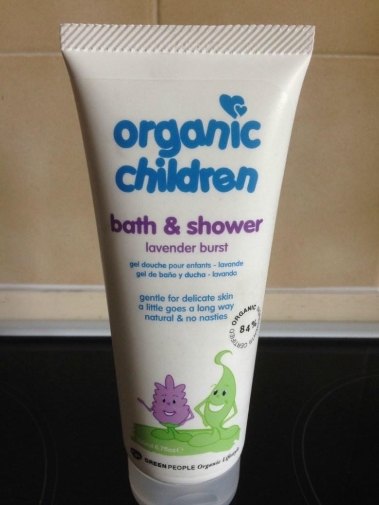 Green People Organic Children Bath & Shower