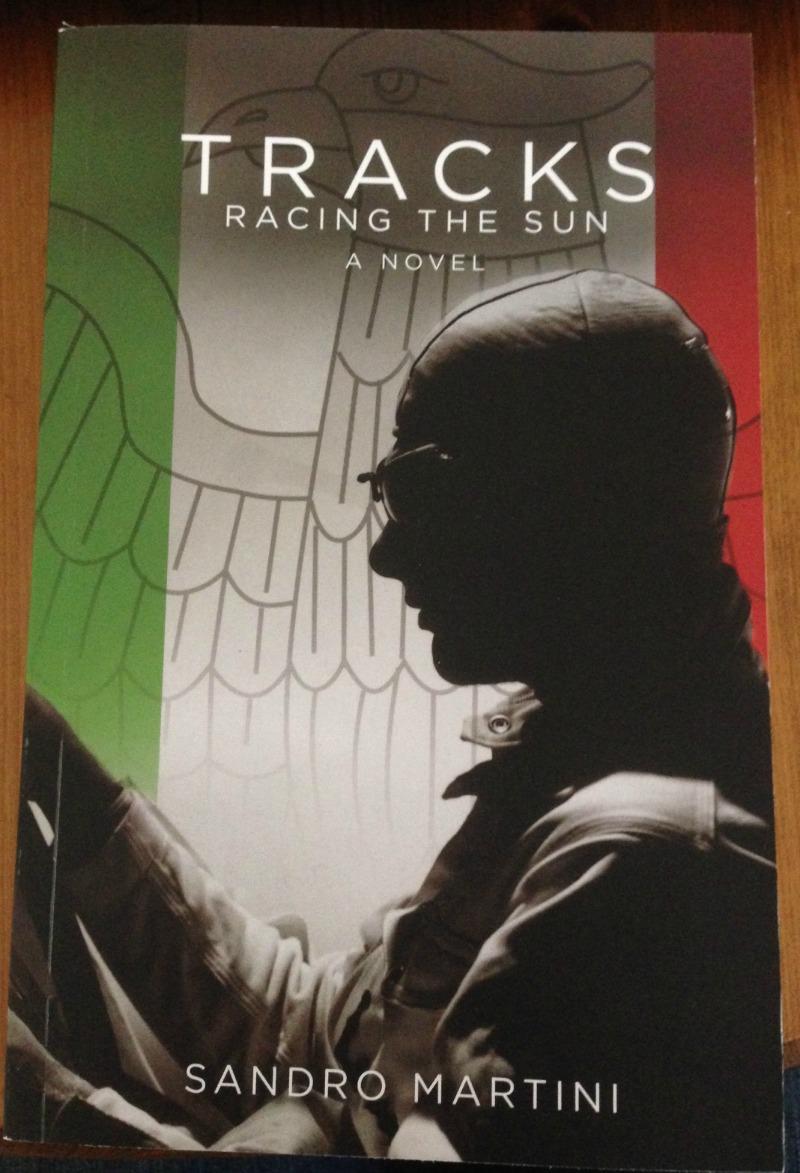 Tracks Racing the Sun
