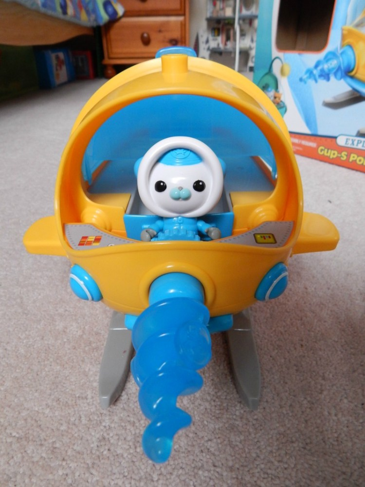 Octonauts Gup-S Polar Exploration Vehicle