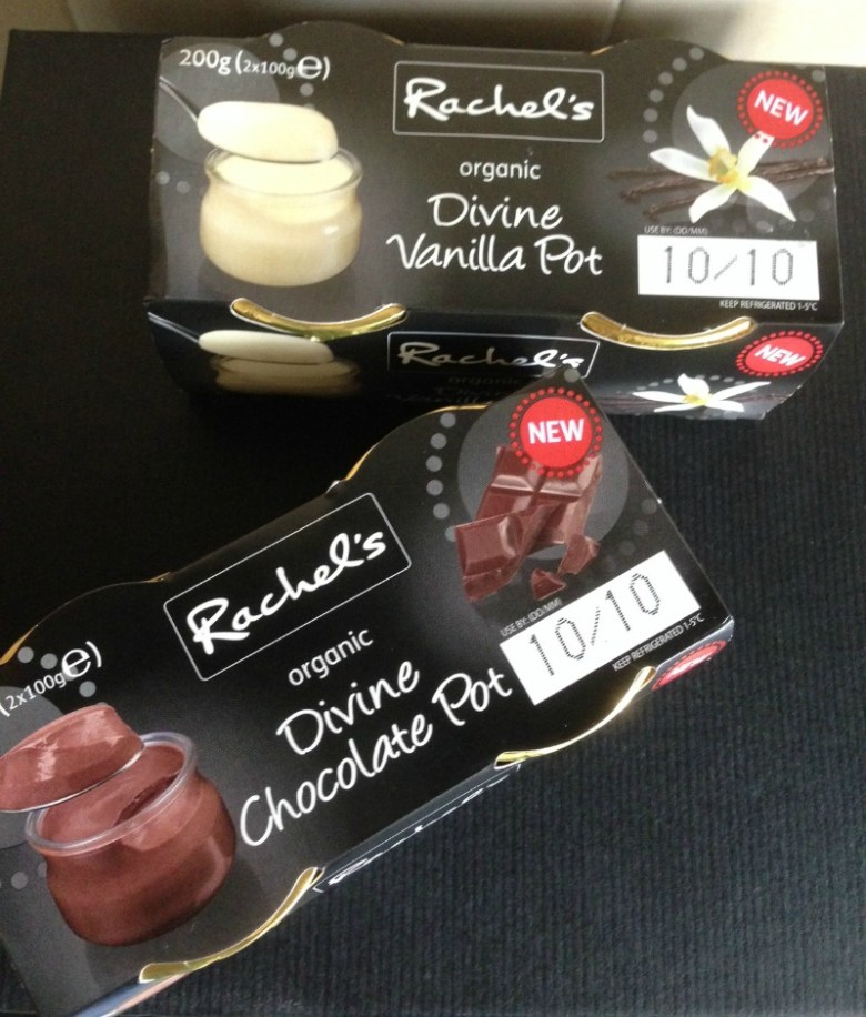 A little bit of bliss thanks to Rachels Divine Desserts