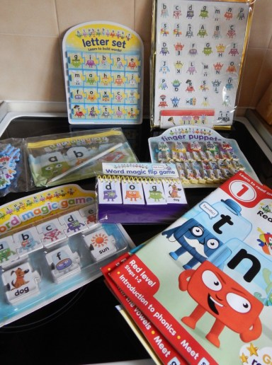 Alphablocks Reading Programme