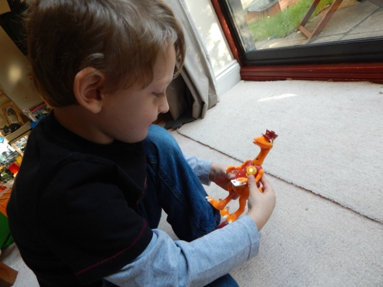 Dinosaur Train Interaction Figures