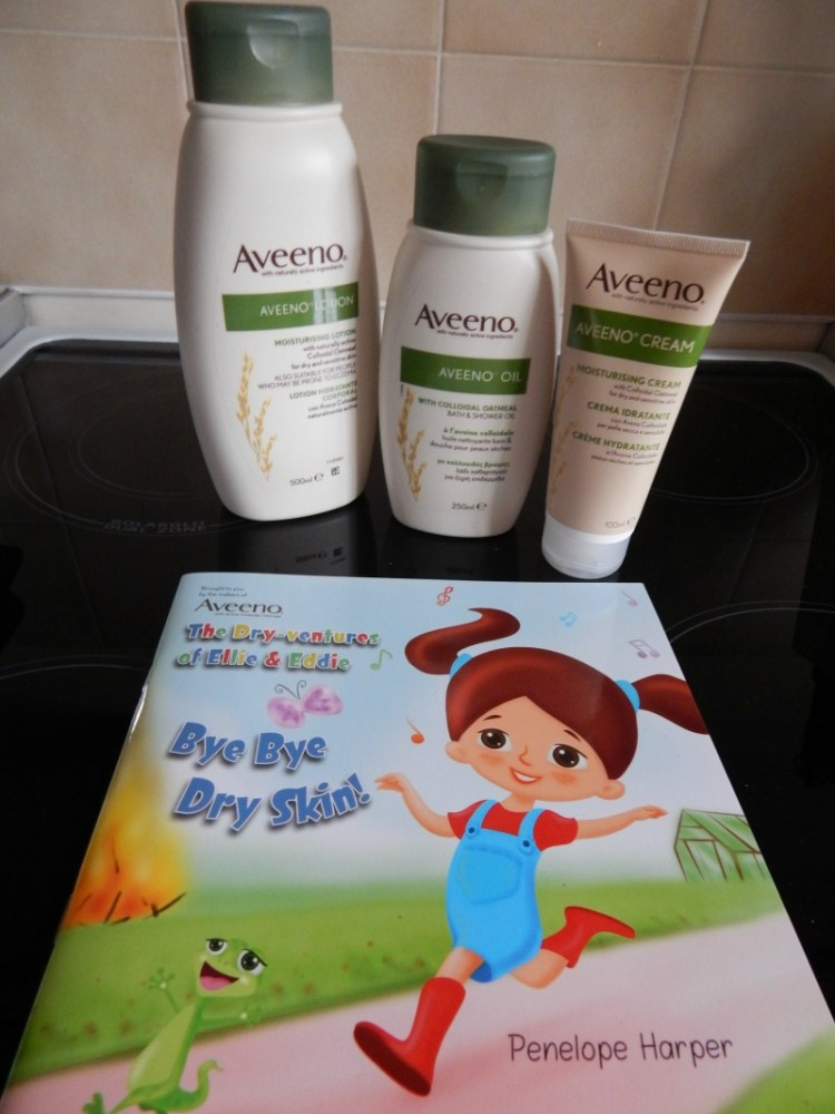 Aveeno The Dry-ventures of Ellie and Eddie