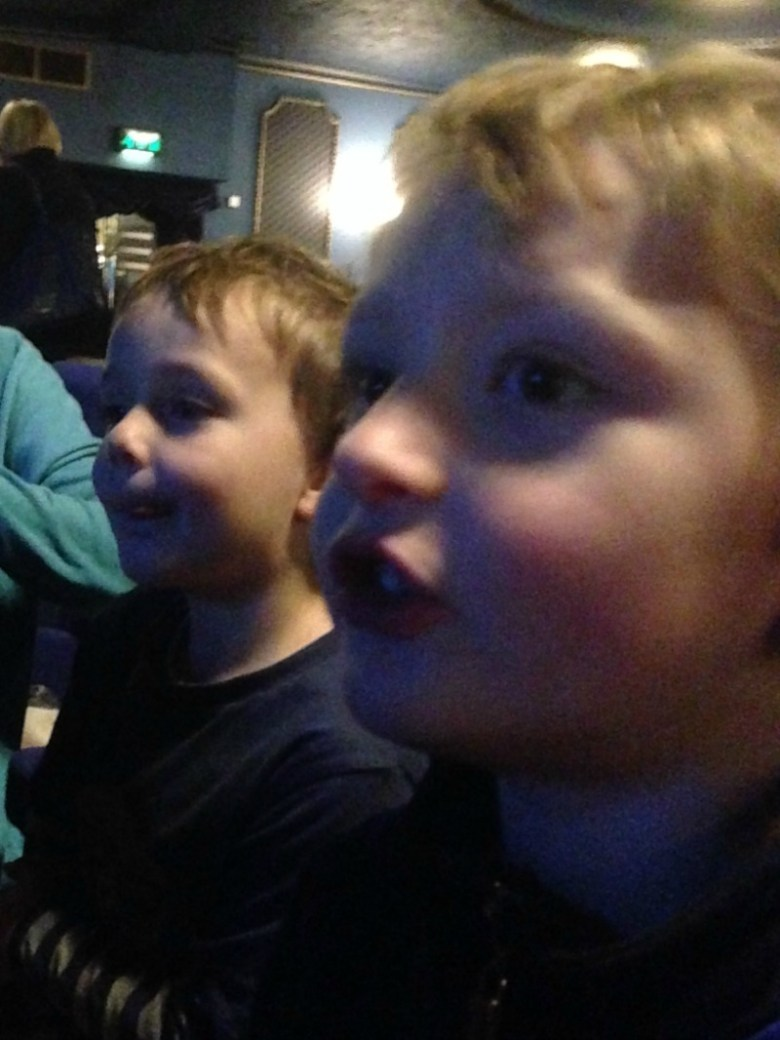 Octonauts and the Deep Sea Volcano Live show