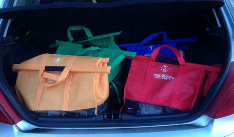 Making shopping easier with Trolley Bags