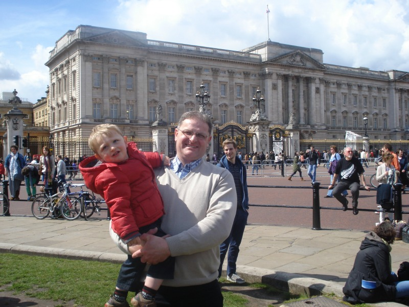 A first trip to London