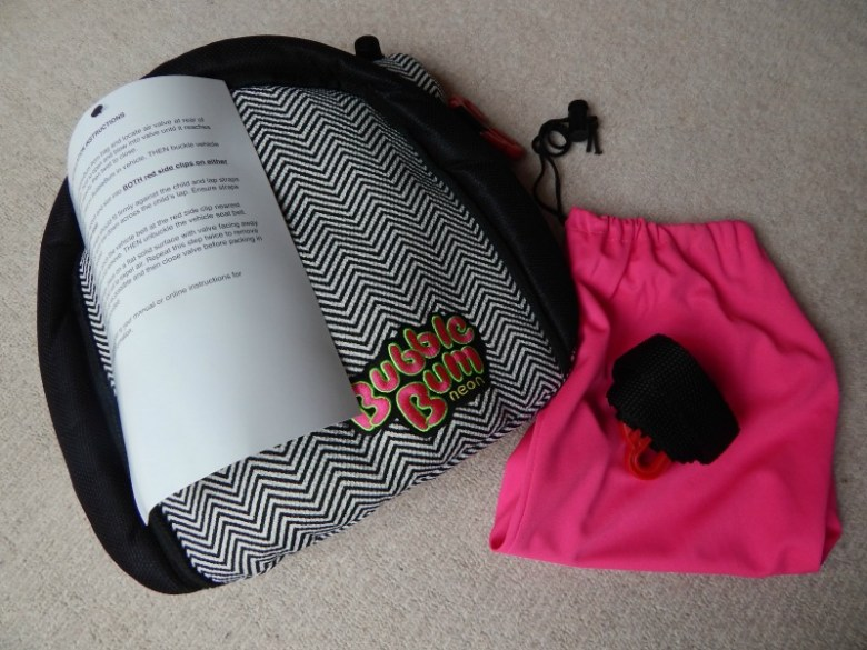 On the move with BubbleBum