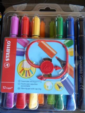 Stabilo help to make writing easier