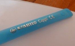 Stabilo help to make writing easier