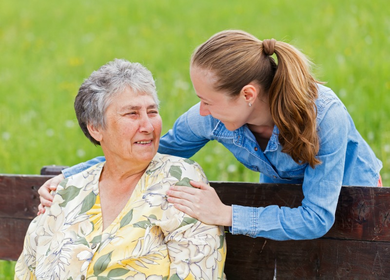 Celebrating Mother's Day When Your Mother is in a Care Home