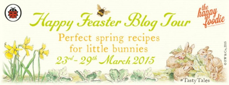 Preparing for Easter with the Happy Feaster Blog Tour
