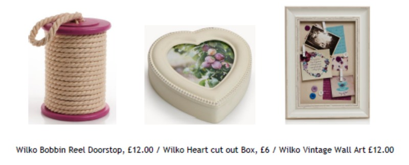 Spring style from Wilko