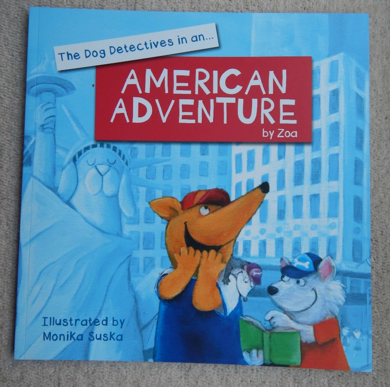 The Dog Detectives in an .... American Adventure
