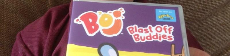 Boj Blast Off Buddies DVD