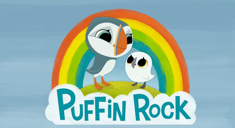Have you heard about Puffin Rock