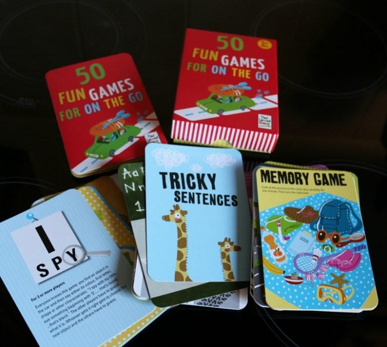 Paul Lamond Travel Games