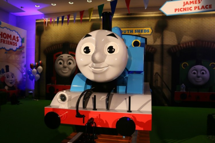 Thomas turns 70