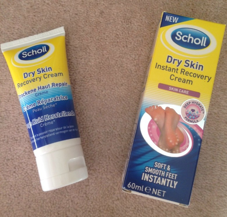 Footcare with Scholl