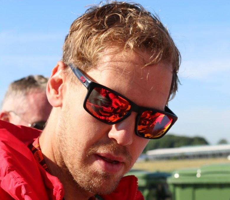 Project 365 2015 Week 27 - Sebastian Vettel