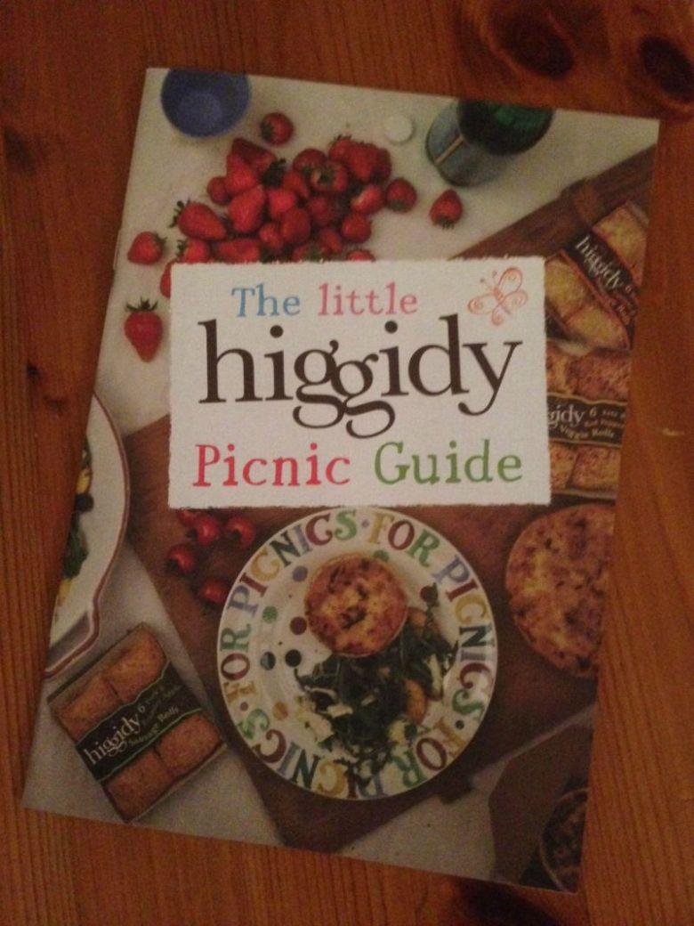 A Higgidy Picnic