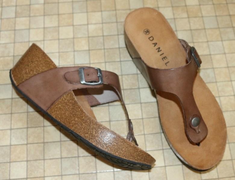 Summer sandals from Daniel Footwear