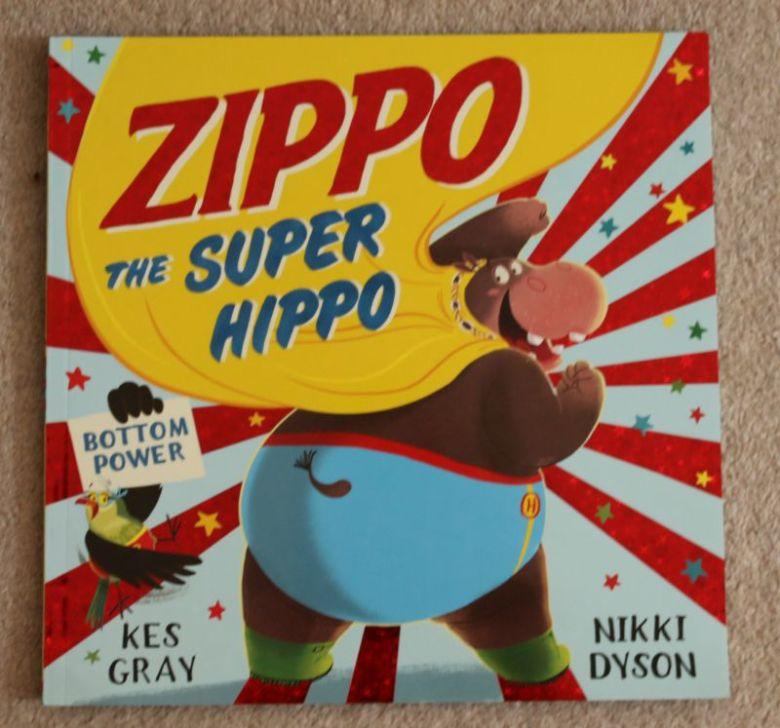 Zippo the Super Hippo