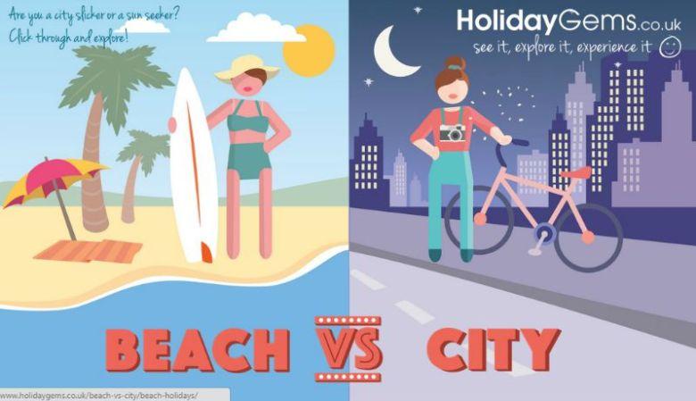 Beach vs City