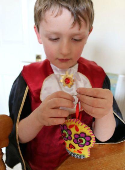 Halloween craft ideas from Baker Ross