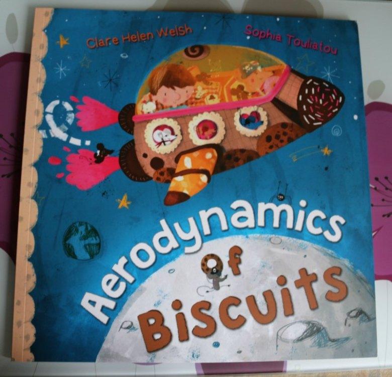 Aerodynamics of Biscuits