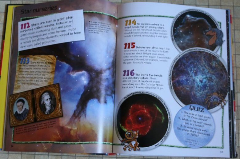 Children's Encyclopedia Space