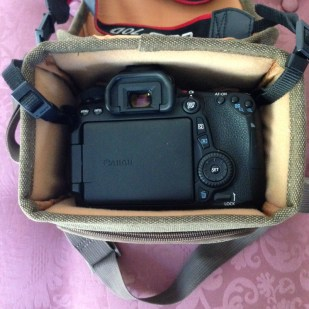 DSLR Canvas Camera Bag from Trendz