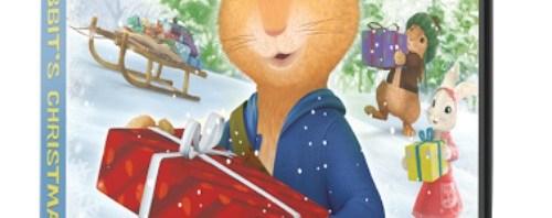 Peter Rabbit's Christmas Tale DVD