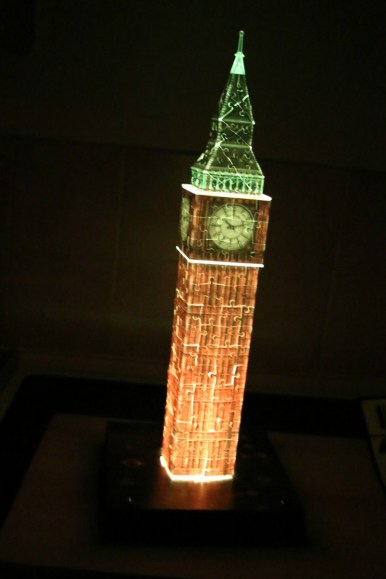 Ravensburger Big Ben at Night