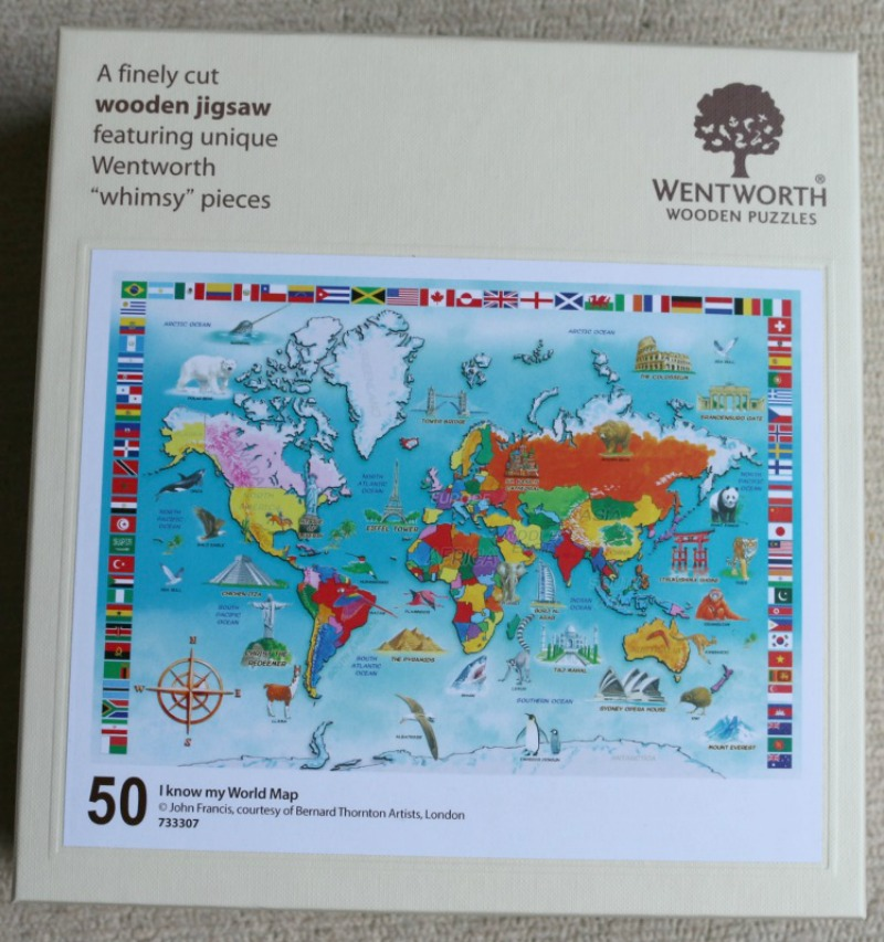 I know my world map jigsaw puzzle over 40 and a mum to one i know my world map gumiabroncs Gallery