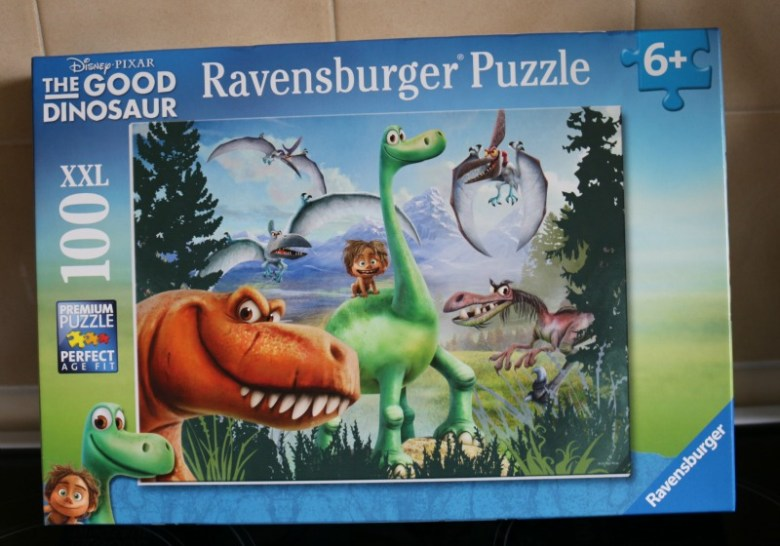 Ravensburger Disney's The Good Dinosaur puzzle