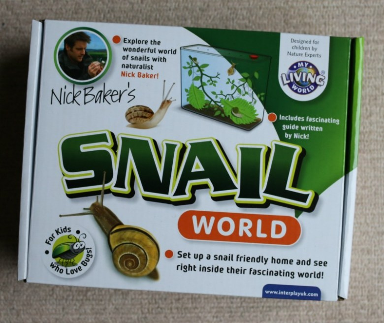 Snail World from Interplay UK