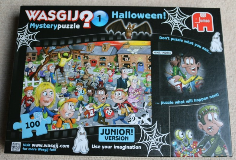 Trick or Treat with Jumbo Games