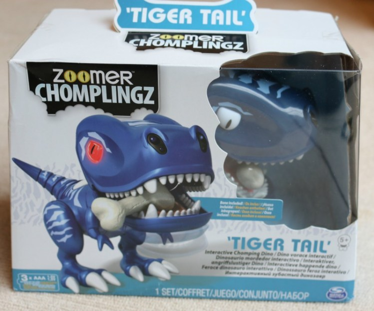 Zoomer Chomplingz Tiger Tail
