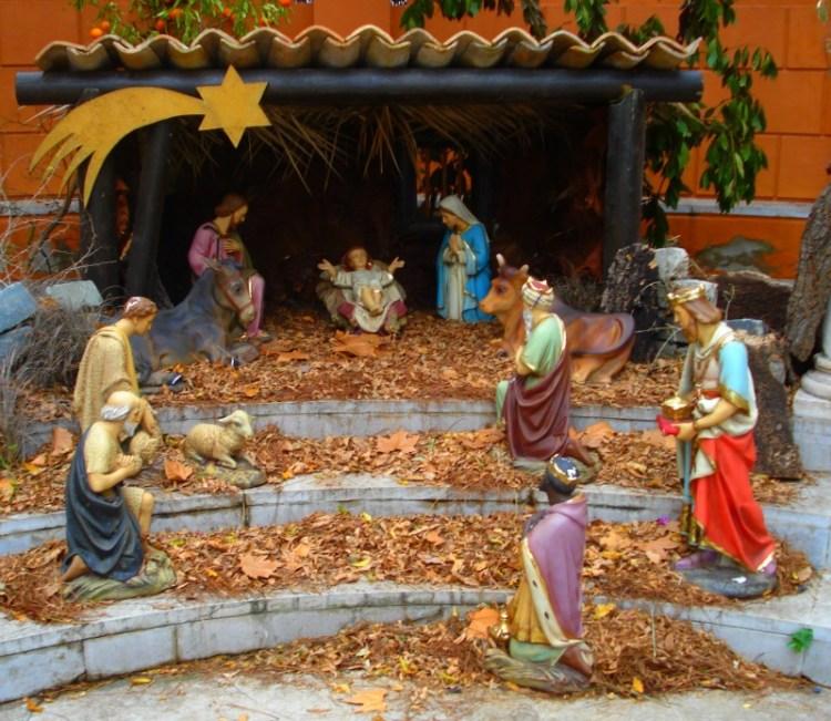 A Spanish themed Christmas