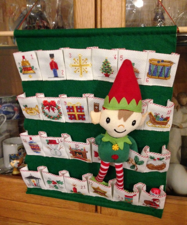 Berry the Elf in 2015