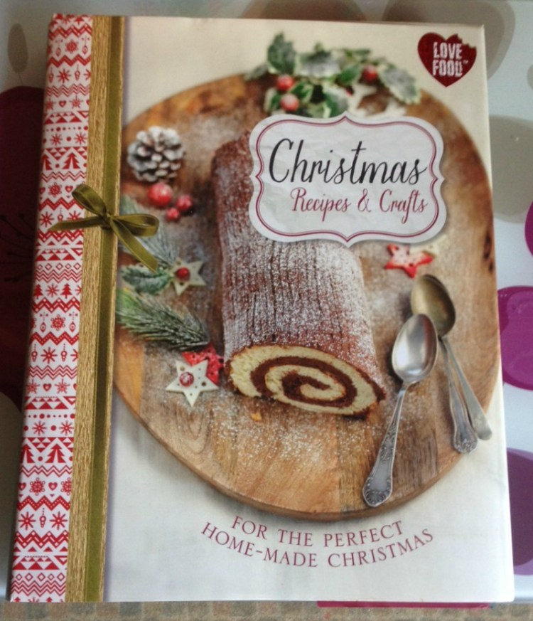 Christmas Food & Crafts from Parragon Books
